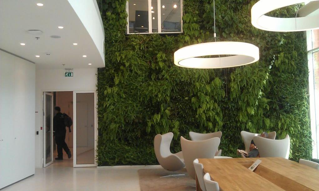 verlichting inspiratie bedrijfInBedrijf Interieur